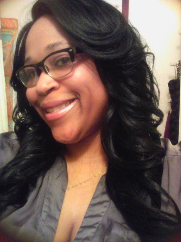 Freetress Lace Wig - color 1B